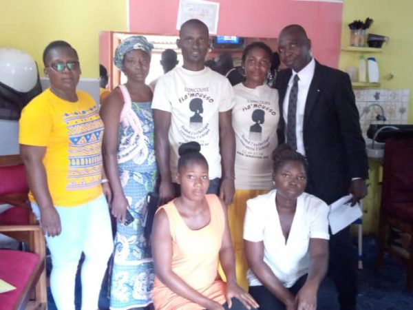 « APPUI AU METIER DE COIFFEUSE – CONCOURS FLAMOUSSO »